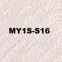 KROMYA MY1 ARGENT gamme Rouge /  Rose 16m²