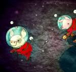 Philanthropic Space Pigs