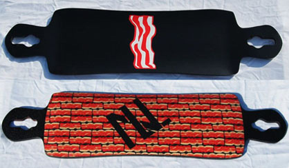 Nelson Long Boards in Bacon