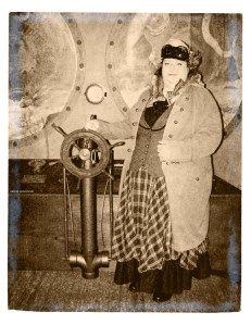 Steamcon Costume Vintage