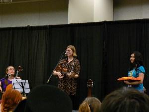 Geek Girl Con Concert