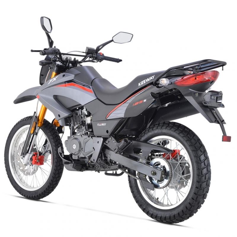 Motos de 125 con marchas, 25 modelos desde 1.799€ - JadeMotor
