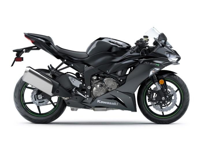 Ninja 636 2019 Negro