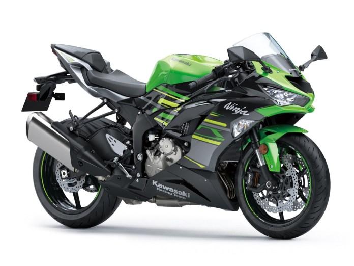 Ninja 636 2019 Verde