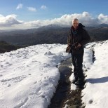 On path to the Tarn