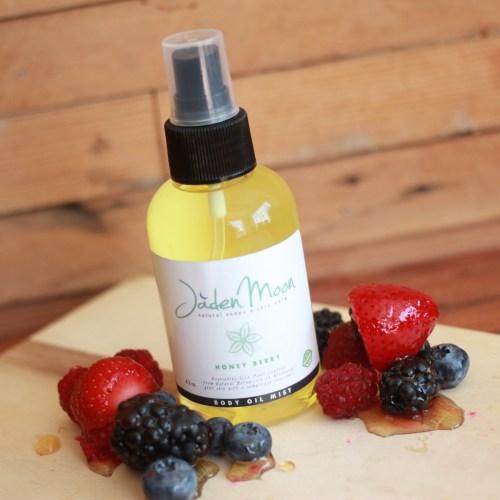 Honey Berry Body Oil Mist