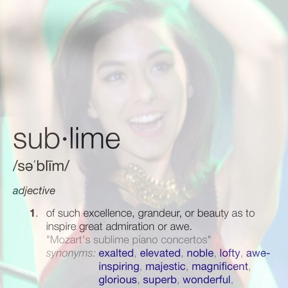 christina grimmie all is vanity sublime