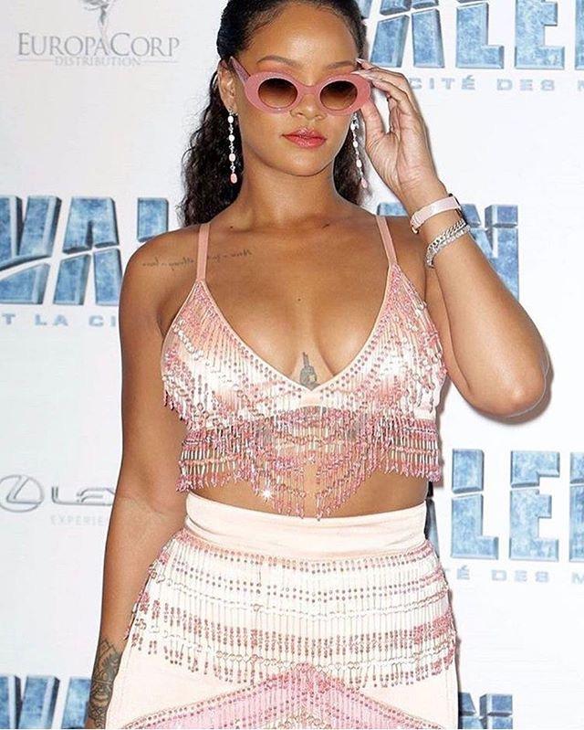Rihanna Gorda Jade Seba