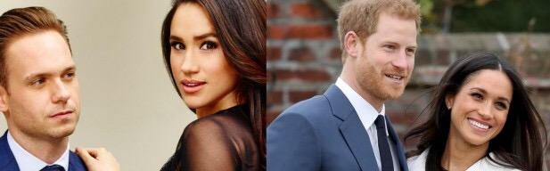 Patrick J. Adams comenta notícia do casamento real e manda recado ao príncipe Harry após noivado com Meghan Markle