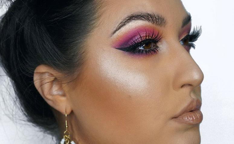 Sombra colorida: Confira como combinar as cores, além de truques para acertar na make