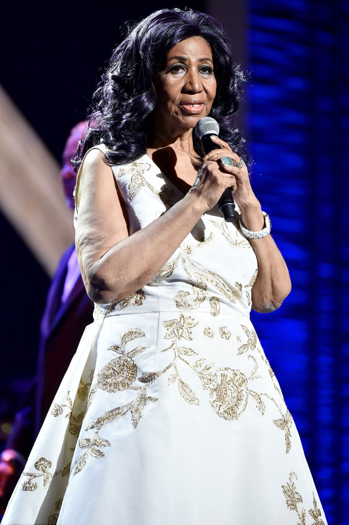 Morre, aos 76 anos, a rainha do soul Aretha Franklin