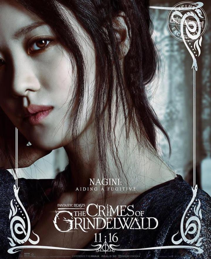 Novo trailer de Animais Fantásticos: Os Crimes de Grindelwald traz de volta Nagini!