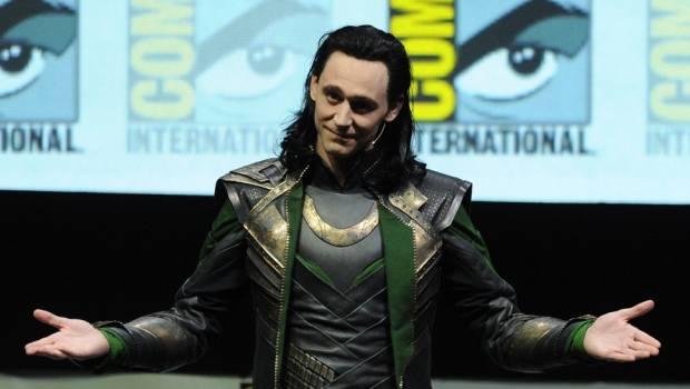 Disney confirma série sobre Loki, estrelada por Tom Hiddleston!