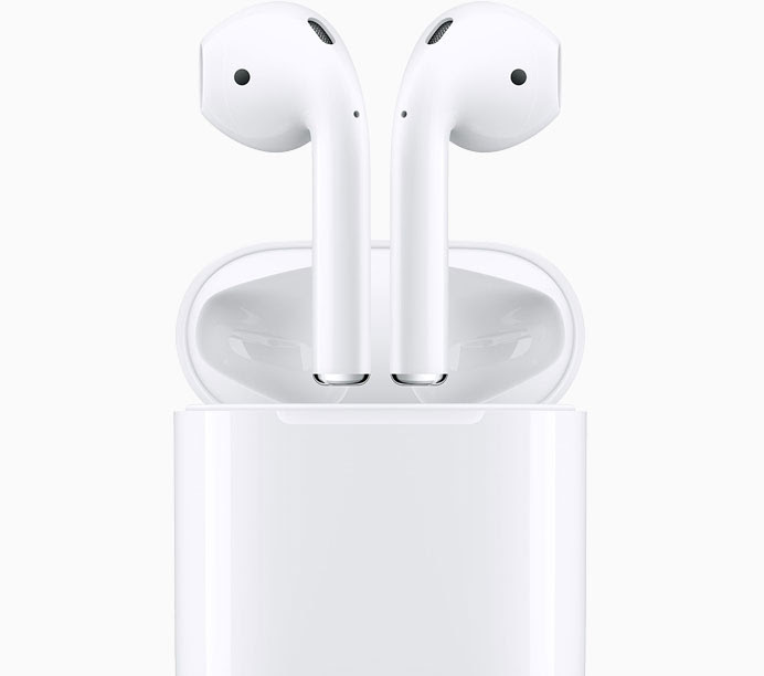 Claro inicia vendas dos novos modelos de iPhone e Apple Watch Series 4 no Brasil airpods