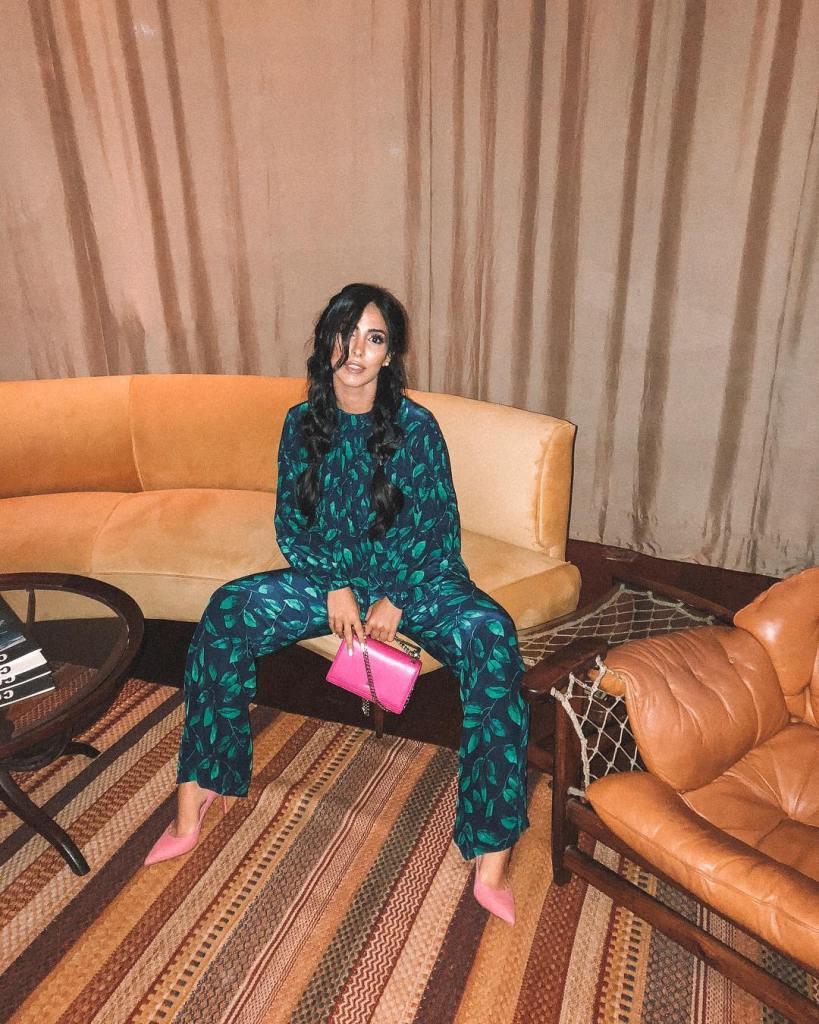 Tropicalismo: tendência para o verão 2019! Jade Seba look 7