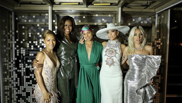 Grammy Awards 2019 com Michelle Obama Alicia Keys e Lady Gaga