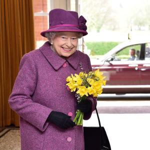A Rainha Elizabeth, da Inglaterra, fez seu primeiro post no Instagram!