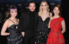 Game of Thrones: Elenco se reúne em première da 8ª temporada!