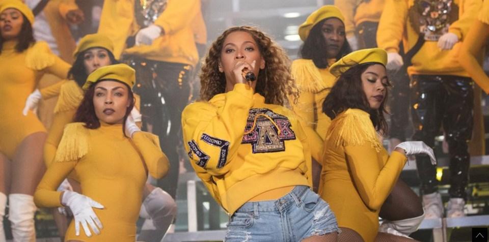 Homecoming: Beyoncé lança álbum e documentário