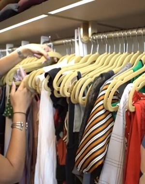 vlog tour pelo meu closet