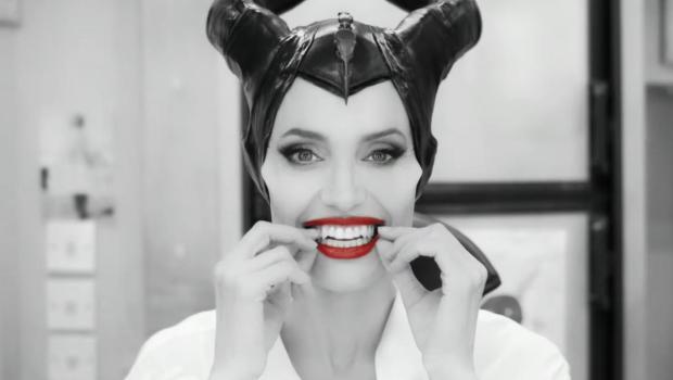 Angelina Jolie se transforma em Malévola em vídeo dos bastidores do filme