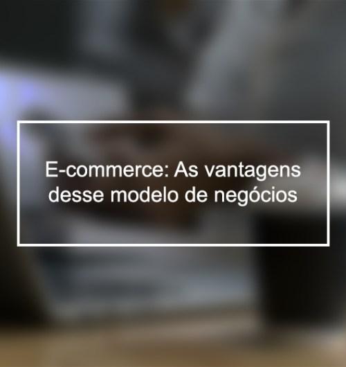 E-commerce: as vantagens desse modelo de negócios