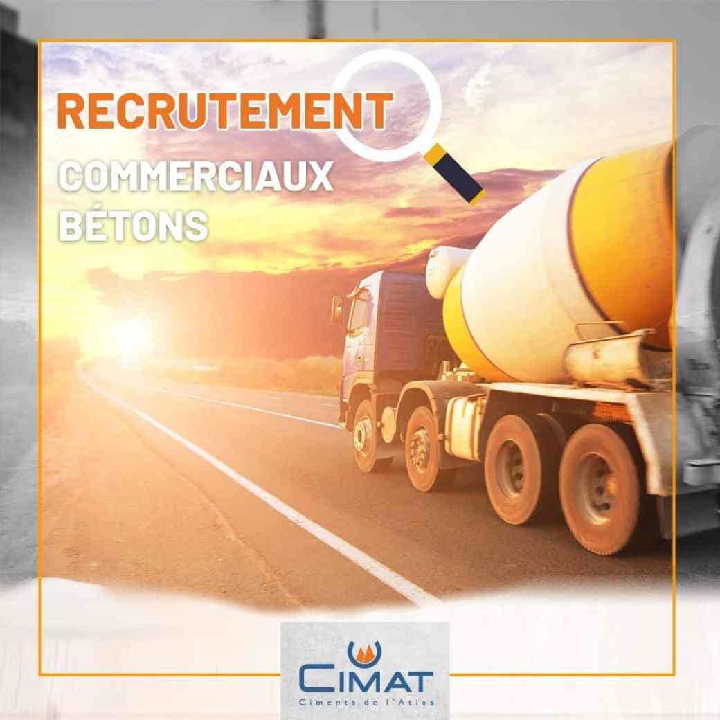 CIMAT Recrutement
