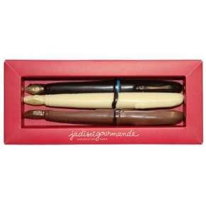 Cadeaux pour les maîtresses et les maîtres, stylos en chocolat