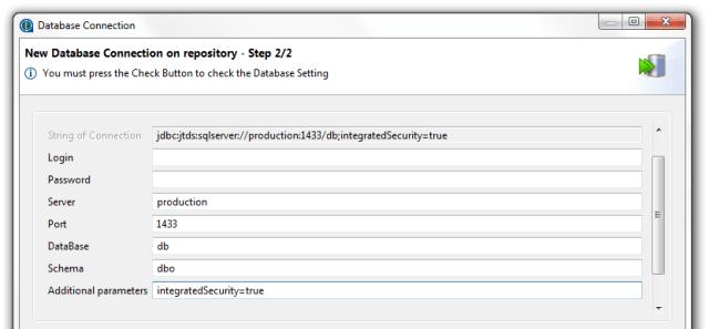 Talend SQL Server Active Directory 03