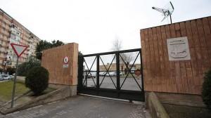 Puerta del colegio Altair Sevilla