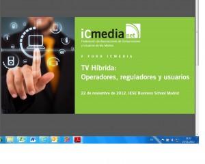 iCmedia federación de usuarios visuales