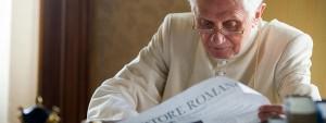 Benedicto XVI última página