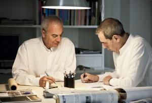Arquitectos: A. Cruz y A. Ortiz