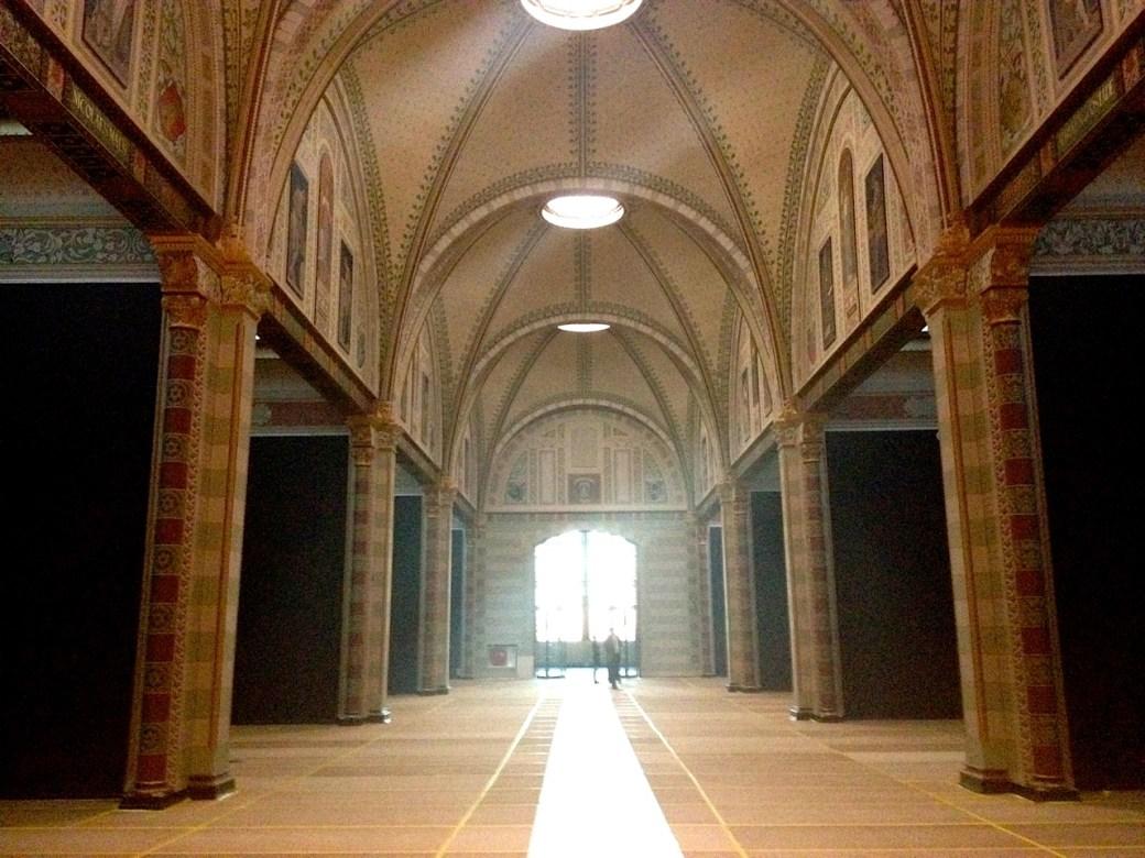 Rijksmuseum: interior renovado