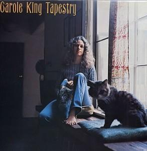 """Portada de """"Tapestry"""" (Carole King)"""
