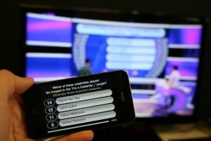 Second Screen. otra TV