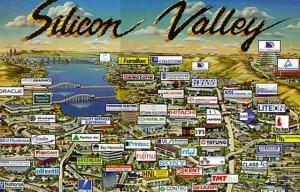 Plano gráfico de Silicon Valley