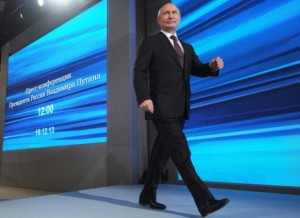 Putin anunció medidas de gracia