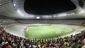 Brasil Estadio de Fútbol