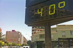 40 grados en Argentina
