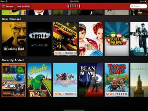Netflix, TV en Streaming
