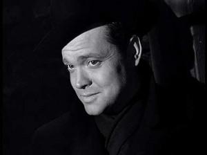 """Orson Welles en """"el Tercer Hombre"""""""