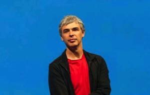 Larry Page anuncia Alphabet