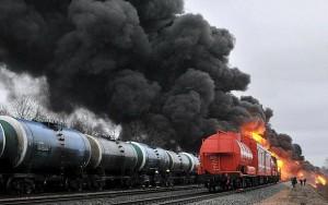 Choque de trenes en Letonia ( 20/12/2008)