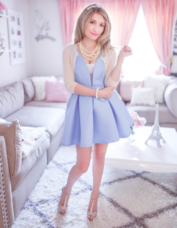 girly girl dresses