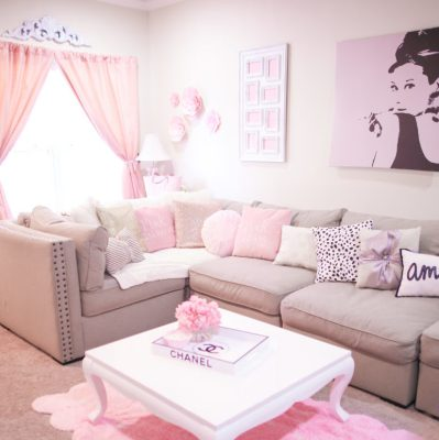 The Most Girly & Pink Decor For New Home Feat. Eero