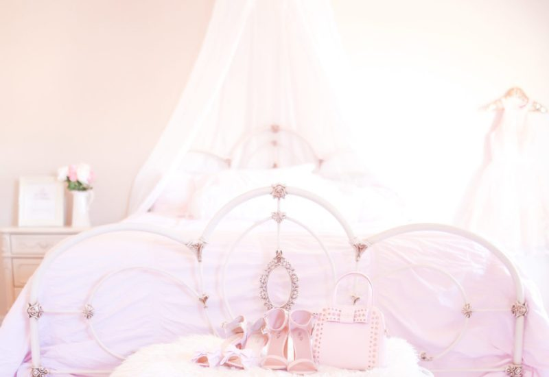 5 Must-Haves For A Beautiful & Feminine Bedroom
