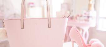 Kate Spade New York Small Harmony Pink Bon Bon & Rose Gold Review