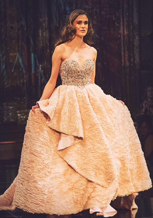 Mac Duggal Fashion Show NYFW 17