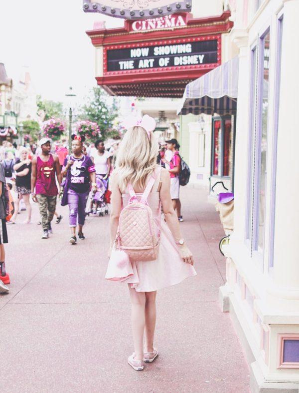 My Pretty & Pink Walt Disney World Adventures